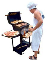 Order your favorite New York Style Foods & Sabrett Hot Dogs & Pastrami for your next barbeque